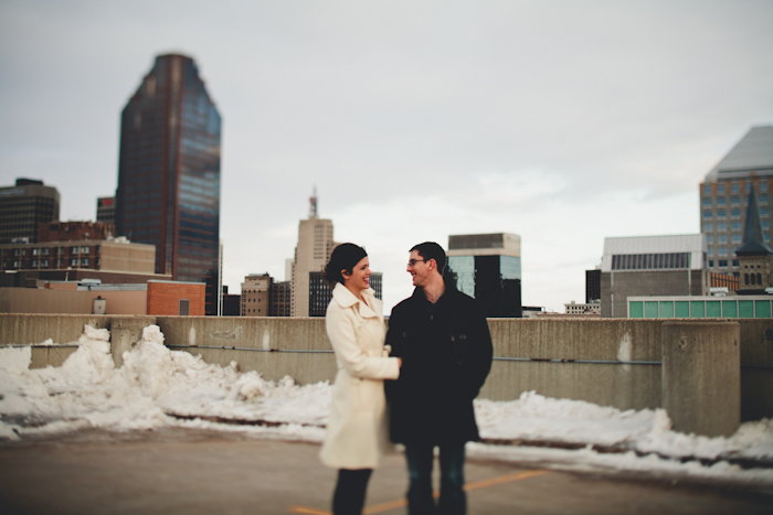 minneapolis st. paul engagement photo